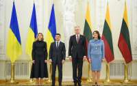 Зеленский заявил, что Украина и Литва подписали ряд важных документов