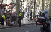 Теракт в Барселоне: пострадали жители 18 стран