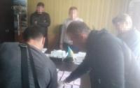 СБУ разоблачила на взятке главу одной из территориальных общин на Донетчине