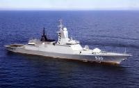 В 2012 году Украина начнет строить корветы для ВМСУ, - Минобороны