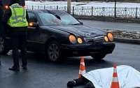 ДТП в Харькове: от удара голова пешехода отлетела в салон авто