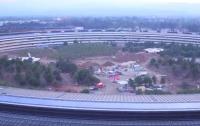 Apple Campus 2 практически готов (ВИДЕО)