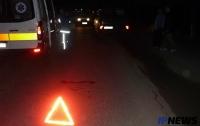 ДТП в Хмельницком: 80-летний дедушка сбил маму с двумя детьми