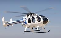 Вооруженный мужчина попытался украсть вертолет