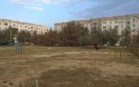 После химической катастрофы в Крыму ждут кислотных дождей