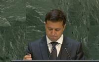 Зеленский напомнил всем, что Украина сделала для мира