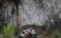 В Мексике автобус упал в пропасть: 17 пассажиров погибли