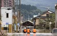 Жертвами наводнения в Японии стали 70 человек