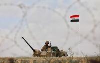Армия Египта ликвидировала 12 боевиков на Синае