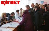 Комитет избирателей Украины заявляет о массовых подкупах на выборах