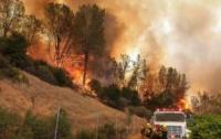 Пожар в Калифорнии: число жертв неумолимо растет