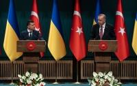 Зеленский и Эрдоган договорились о создании ЗСТ