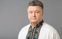 Гимн Украины будет звучать на Донбассе и в Крыму, - Порошенко