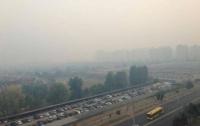 В Киеве из-за жары и дыма отменили уроки в школах