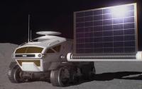 Японское космическое агентство JAXA создало концептуальный луноход на водородном топливе