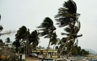 В Индии бушует разрушительный ураган