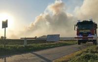 В Германии объявлено ЧП из-за торфяных пожаров