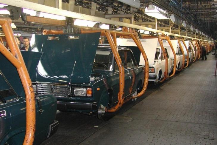Русский «АвтоВАЗ» закончил поставки авто в Украинское государство