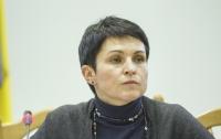 У ЦВК відбудеться брифінг  голови комісії Тетяни Сліпачук