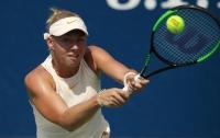 Украинская теннисистка триумфально выиграла престижный турнир