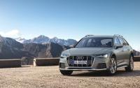 Audi представил новое поколение A6 Allroad