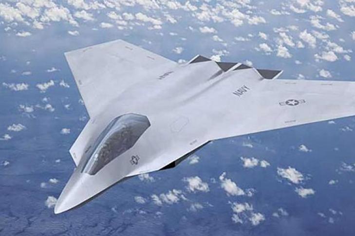 ВВС США поведали оновом истребителе