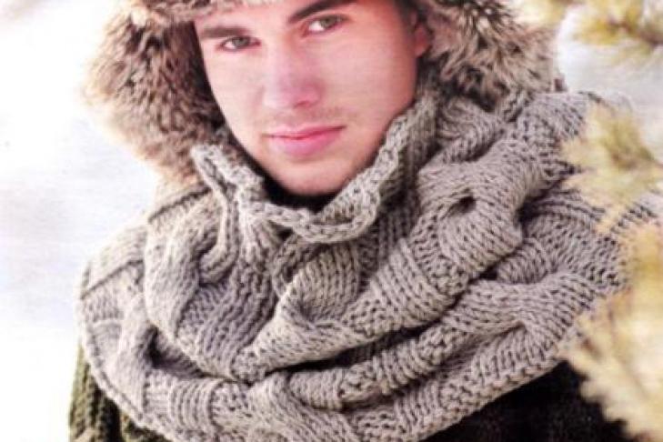 Подарку с шарфом а что бы еще 253