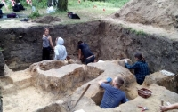 Ученые нашли старинную могилу