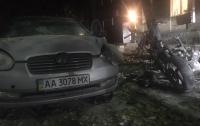 Пришла в себя женщина, которая пострадала во время взрыва в Киеве