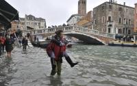 Аномальные дожди в Италии: объявлен