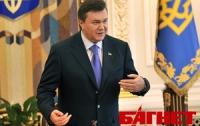 Янукович высказался за верховенство права и за демократические стандарты