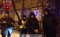 Оперативники в Киеве