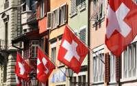Швейцарию засыпало
