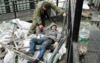 В Кропивницком мужчина сорвался с крыши дома