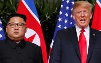 Трамп рассказал о новой встрече с Ким Чен Ыном