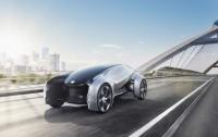 Jaguar представил концепт беспилотного электромобиля будущего