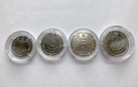 Банкноты в 5 и 10 гривен заменят монетами