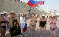 С пустым холодильником россияне уже не любят Крым