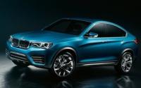 BMW покажет новейший кроссовер в марте 2014 года