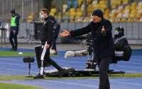 Украина потеряла прямую путевку в группу Лиги чемпионов