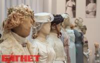 Киевляне смотрели на супермодные наряды своих прабабушек (ФОТО)