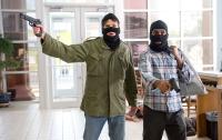 Вооруженные школьники ограбили пять магазинов в Киеве