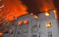 Трое детей погибли на пожаре в Херсонской области