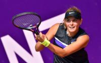 Украинская теннисистка разгромила россиянку в турнире WTA