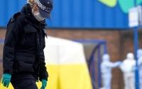 В Лондоне мужчину раздавило упавшей с небоскреба стеклянной панелью