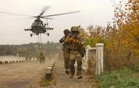 На Донбассе уничтожили группу боевиков
