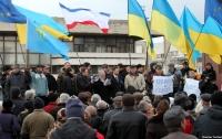 Агрессия всегда там, где есть русские, - активист Евромайдана в Крыму