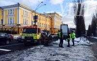 Масштабное ДТП в центре Киева: погибла девушка