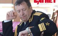 В Севастополе появится новый командующий Черноморским флотом РФ