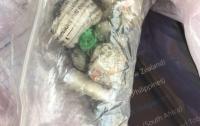 В одесском СИЗО задержали наркокурьера в погонах